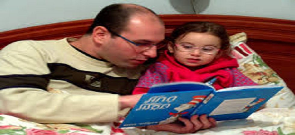 They are likely to pick up reading skills more quickly and easily. (Representational photo/Wikipedia Commons)