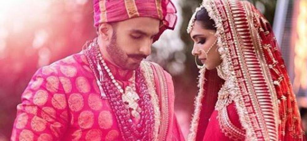 Deepika's fan wears same Sada Saubhagyavati Bhava' lehenga on wedding (Photo: Instagram)