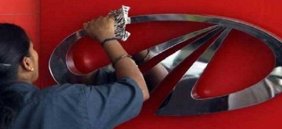 Mahindra pick-up vehicles sale crosses 1.5 lakh units (file photo)
