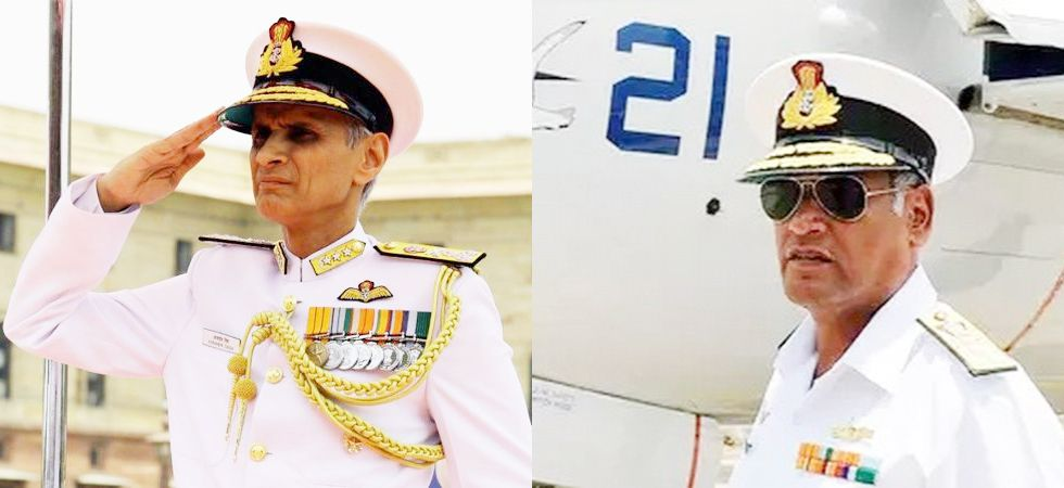 Singh will supersede Vice Admiral Bimal Verma, who is the seniormost in terms of length of service. (File photo)