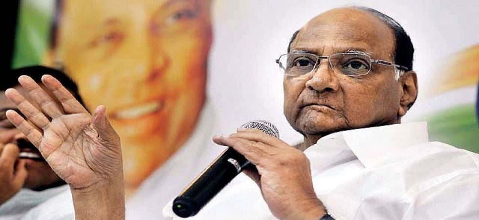 "However, Sharad Pawar also said that PM Modi and he enjoyed ""good relations"". (File photo)"