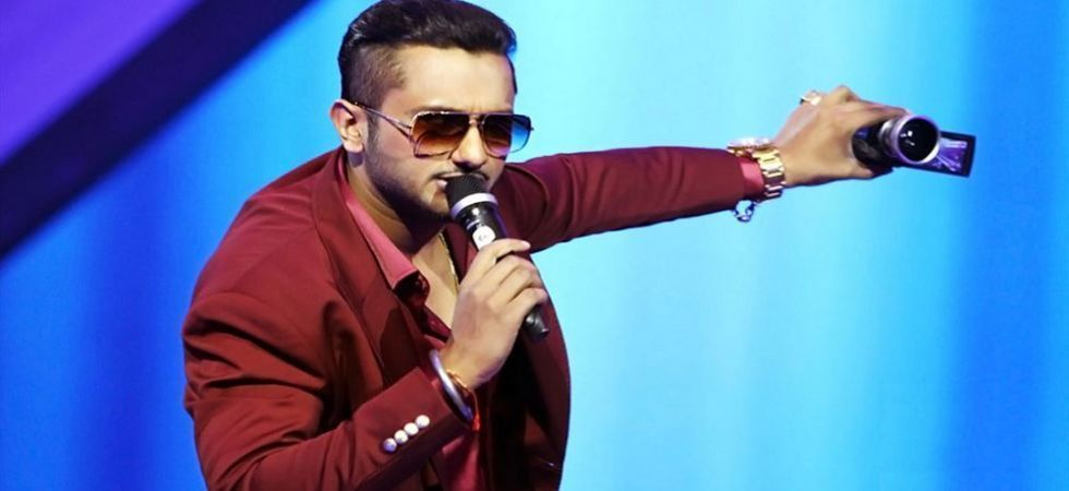 Yo Yo Honey Singh reveals his best critics and supporter! (file photo)