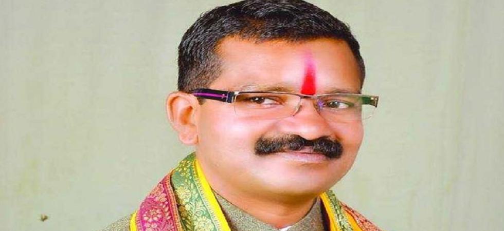 BJP MLA Bhima Mandavi