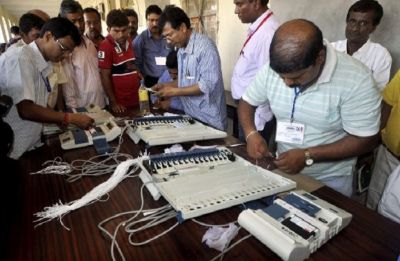 Bypolls in four assembly seats in Tamil Nadu, one in Karnataka, one in Goa to be held on May 19: EC