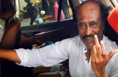 Rajinikanth welcomes BJP's poll promise of interlinking rivers