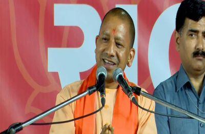 CM Yogi stokes controversy with Ali-Bajrang Bali remarks, calls Muslim League 'virus'