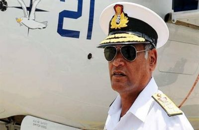 Vice Admiral Bimal Verma withdraws petition challenging appointment of K Singh as Navy chief