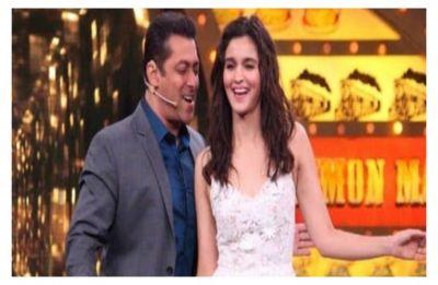 Alia Bhatt responds to criticism surrounding unusual pairing with Salman Khan in 'Inshallah'