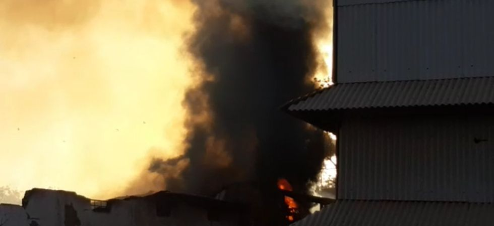 Fire breaks out at oil plant in Gujarat's Banaskantha, Rs 25 crore worth property gutted
