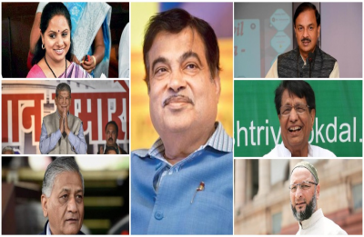 Lok Sabha Polls 2019: From VK Singh to Owaisi, key contests in Round 1