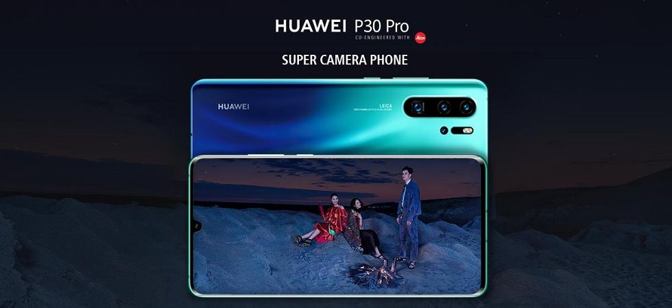 Huawei launched its new smartphone Huawei P30 Pro in India