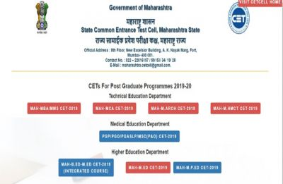 MAH-LLB (5 Year) CET 2019 hall tickets out for April exam at cetcell.mahacet.org; results to be declared on May 13