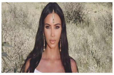 Kim Kardashian sports traditional 'mang tikka' to church, slammed for cultural appropriation