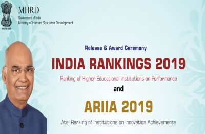 NIRF Ranking 2019: Top MBA, Engineering and Medical Institutes in country to feature in list