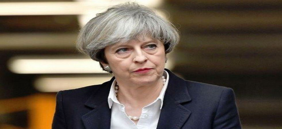 British Prime Minister Theresa May pleaded with EU leaders to provide an extension to the deadline for Brexit to avoid leaving with no deal on April 12. (File photo)