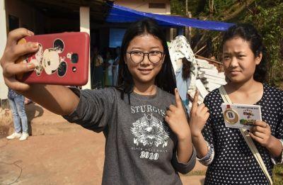 Lok Sabha Polls 2019: 29.8% polling in Mizoram till 1 pm