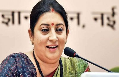 Smriti Irani questions Rahul Gandhi's silence over IT raids against Kamal Nath's aides