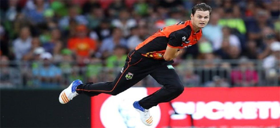 Matt Kelly has played for Perth Scorchers and he has been signed in for Kolkata Knight Riders in IPL 2019. (Image credit: Twitter)
