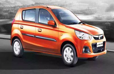 Maruti Suzuki India hikes prices of Alto K10, adds safety features