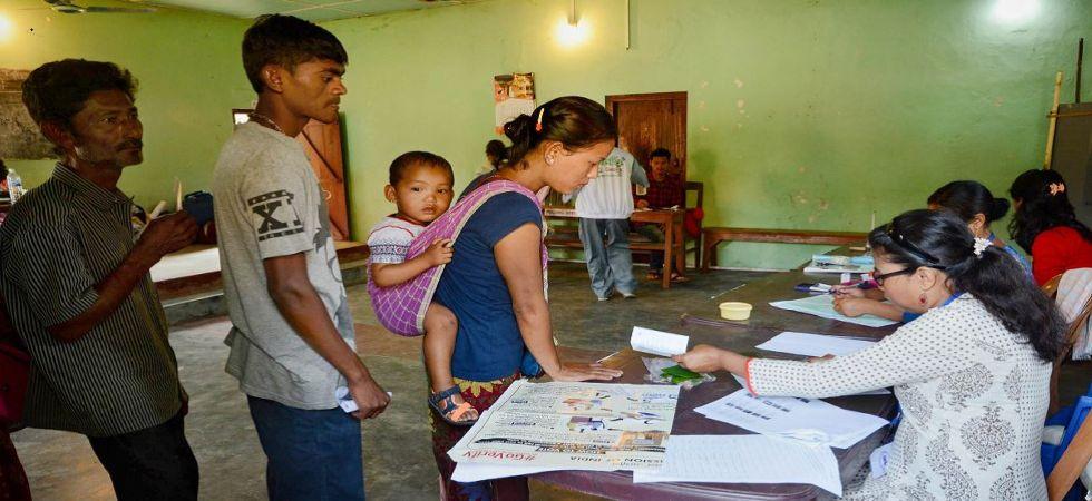 Lok Sabha Elections in Meghalaya (Photo Source: PTI)