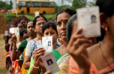 Tripura records 77.6 per cent polling in first phase of Lok Sabha elections