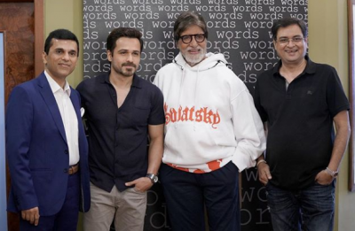 Amitabh Bachchan and Emraan Hashmi team up for mystery thriller, DETAILS INSIDE