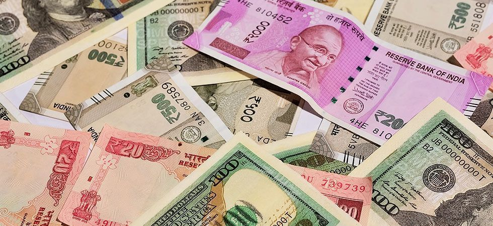 Rupee fell 9 paise to 69.20 against the US dollar in opening trade on Thursday