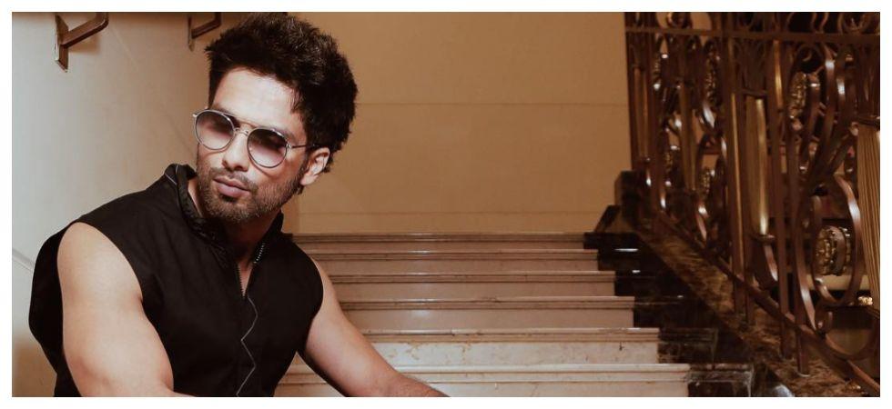 Shahid Kapoor talks about his onscreen persona Kabir Singh (Photo: Instagram)