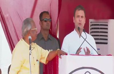Rahul Gandhi slams PM Modi, says he ran government for 15 friends