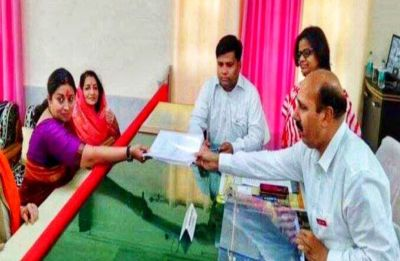 In her 2019 Lok Sabha poll affidavit, Smriti Irani says 'not graduate'