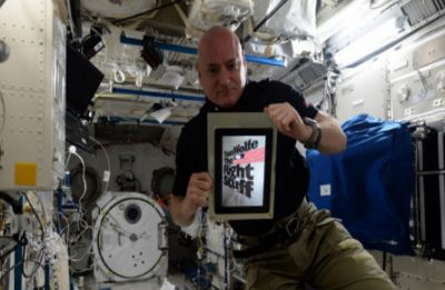 NASA's twins study reveals resilience of human body in space
