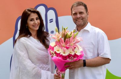 Lok Sabha Polls 2019: Not approaching politics as star, says Urmila Matondkar
