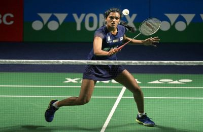 PV Sindhu thrashed by Nozomi Okuhara in Singapore Open Badminton semi-final