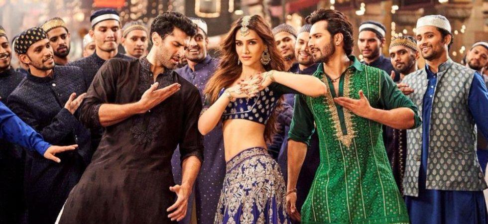Kalank's fourth song 'Aira Gaira'  starring Kriti Sanon, Varun and Aditya out!