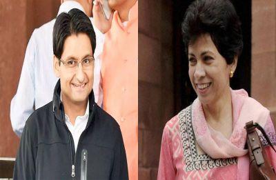 Congress fields Kumari Selja from Ambala, Deepender Singh Hooda from Rohtak