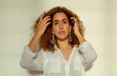 Sanya Malhotra is bombarded with requests to judge dance events, here's why