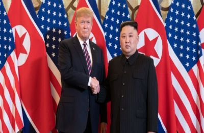 Kim Jong Un says he's open to another summit with Trump