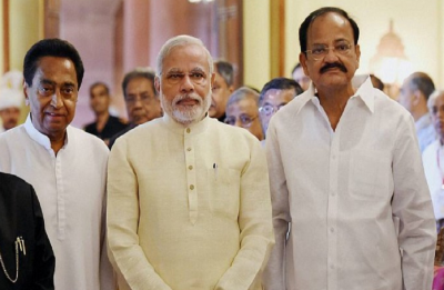 Jawaharlal Nehru, Indira Gandhi built army when Modi didn't even learn to wear pants: Kamal Nath