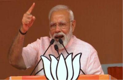 It's strength of Babasaheb Ambedkar's Constitution that a 'Chaiwala' is PM: Modi in Aligarh