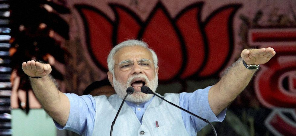 PM Modi had addressed an election rally in Akhnoor on March 28. (File Photo: PTI)