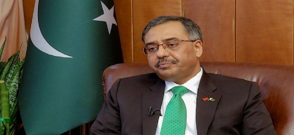 Pakistani High Commissioner Sohail Mahmood