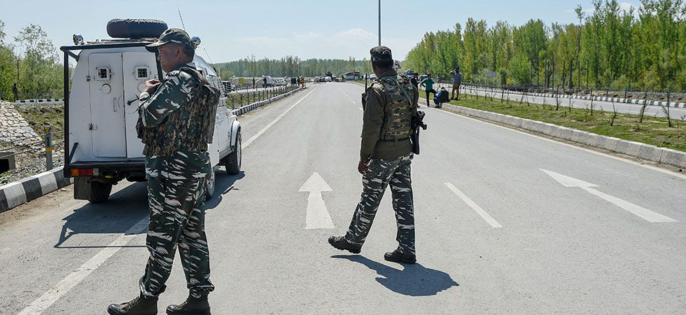 Srinagar National Highway is closed for civilian today. (File Photo: PTI)
