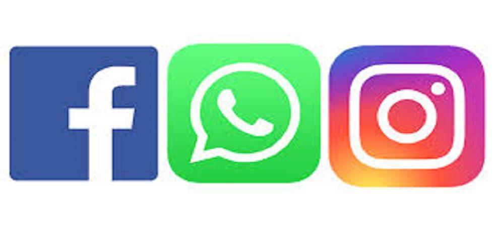 Down for 1.5 hours, Facebook, Instagram, Whatsapp back again