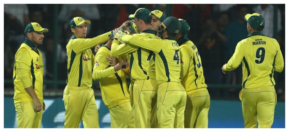 Cricket Australia on Monday announced their squad for the upcoming ICC World Cup (Image credit: BCCI Twitter)