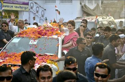 Priyanka Gandhi on two-day visit to Amethi from today