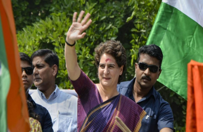 Attempt being made to destroy the Constitution: Priyanka Gandhi Vadra
