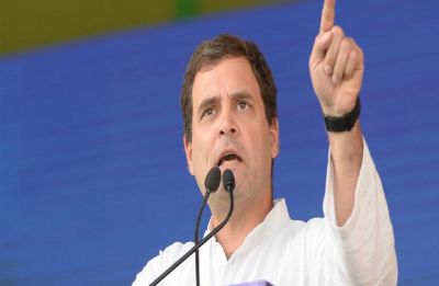 'How come all thieves have Modi in their names': Rahul Gandhi attacks PM over corruption