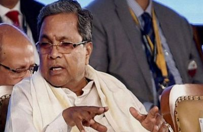 Country heading towards coalition government, predicts Siddaramaiah