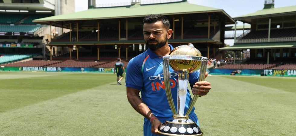 The schedule for Indian team in the ICC Cricket World Cup (Image Credit: Twitter)