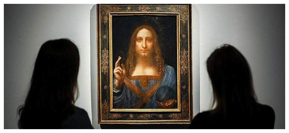 Experts question authenticity of 'Salvator Mundi' (Photo: Instagram)